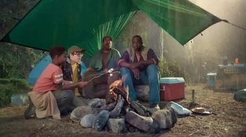 Walmart Family Mobile TV Spot, 'Camping: $50 Gift Card'