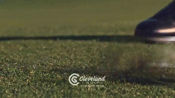 Cleveland Golf Launcher UHX Irons TV Spot, 'Control and Forgiveness' - Thumbnail 9