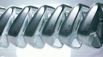 Cleveland Golf Launcher UHX Irons TV Spot, 'Control and Forgiveness' - Thumbnail 5