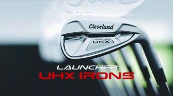 Cleveland Golf Launcher UHX Irons TV Spot, 'Control and Forgiveness' - Thumbnail 8