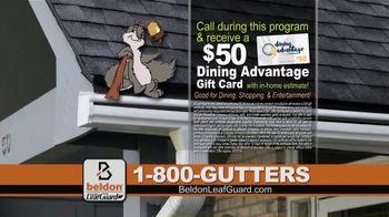 Beldon LeafGuard TV Spot, 'Don't Risk a Fall: 75 Percent Off Labor' - Thumbnail 9