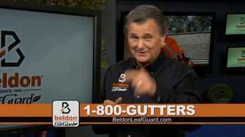 Beldon LeafGuard TV Spot, 'Don't Risk a Fall: 75 Percent Off Labor' - Thumbnail 4