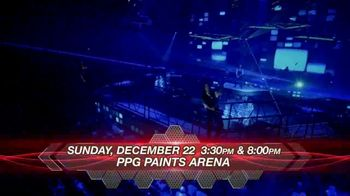 Trans-Siberian Orchestra TV Spot, '2019 Pittsburgh: PPG Paints Arena'
