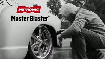 Metro Vac Master Blaster TV Spot, 'Touchless' Featuring Wayne Carini