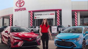 Toyota Summer Starts Here TV Spot, 'Activities 2.0' [T2] - 980 commercial airings