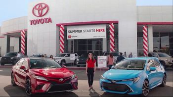 Toyota Summer Starts Here TV Spot, 'Activities 2.0' [T2] - Thumbnail 1