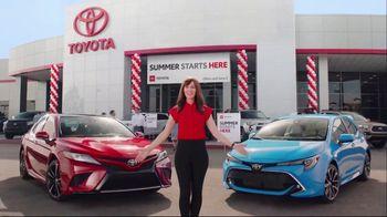 Toyota Summer Starts Here TV Spot, 'Activities 2.0' [T2] - Thumbnail 8