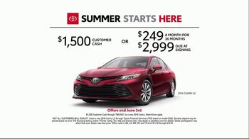 Toyota Summer Starts Here TV Spot, 'Activities 2.0' [T2] - Thumbnail 7