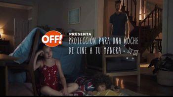 Off! Deep Woods TV Spot, 'Cine a tu manera' [Spanish] - Thumbnail 2