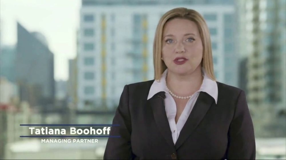 Boohoff Law TV Commercial, 'Car Accident' - Video