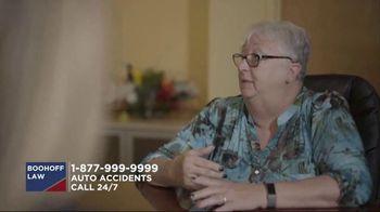 Boohoff Law TV Spot, 'Car Accident' - Thumbnail 3