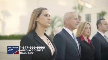 Boohoff Law TV Spot, 'Car Accident' - Thumbnail 6