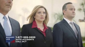 Boohoff Law TV Spot, 'Car Accident' - Thumbnail 7