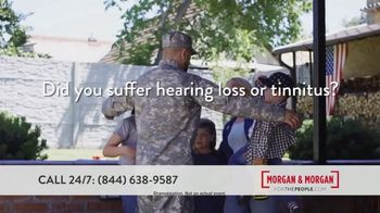 Morgan and Morgan Law Firm TV Spot, 'Consumer Alert: Military Ear Plugs' - Thumbnail 6
