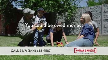 Morgan and Morgan Law Firm TV Spot, 'Consumer Alert: Military Ear Plugs' - Thumbnail 7