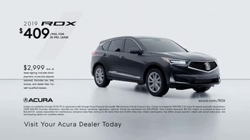 2019 Acura RDX TV Spot, 'By Design: City: Performance' [T2] - Thumbnail 10