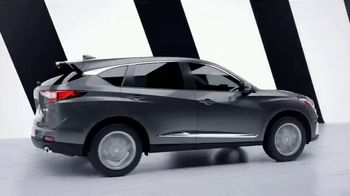 2019 Acura RDX TV Spot, 'By Design: City: Performance' [T2] - Thumbnail 6