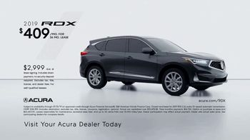 2019 Acura RDX TV Spot, 'By Design: City: Performance' [T2] - Thumbnail 9