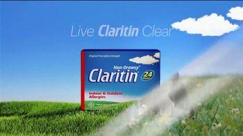Claritin TV Spot, 'Feel the Clarity: Save $14' - Thumbnail 5
