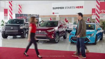 Toyota Summer Starts Here TV Spot, 'Got a Job' [T2] - Thumbnail 1