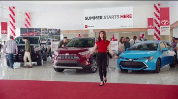 Toyota Summer Starts Here TV Spot, 'Got a Job' [T2] - Thumbnail 7