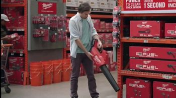 The Home Depot TV Spot, 'Latest Innovations: RYOBI Trimmer and Blower' - Thumbnail 3
