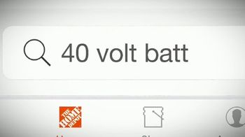 The Home Depot TV Spot, 'Latest Innovations: RYOBI Trimmer and Blower' - Thumbnail 6