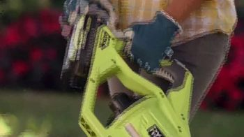 The Home Depot TV Spot, 'Latest Innovations: RYOBI Trimmer and Blower' - Thumbnail 7