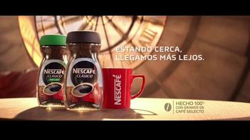Nescafe Clásico TV Spot, 'Stopping to Keep Going' con Ricky Martin [Spanish] - Thumbnail 7