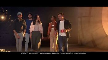 Nescafe Clásico TV Spot, 'Stopping to Keep Going' con Ricky Martin [Spanish] - Thumbnail 4
