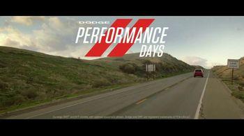 Dodge Performance Days TV Spot, 'Pedal to the Metal' [T1] - Thumbnail 10