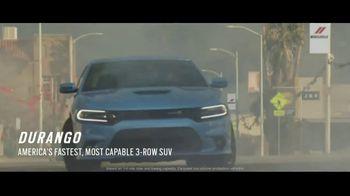Dodge Performance Days TV Spot, 'Pedal to the Metal' [T1] - Thumbnail 6