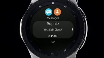 Samsung Galaxy Watch TV Spot, 'Father's Day: $50 Off' - Thumbnail 5
