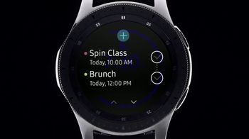 Samsung Galaxy Watch TV Spot, 'Father's Day: $50 Off' - Thumbnail 8