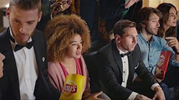 Lay's TV Spot, 'UEFA Champions League: Sneaky' Featuring Lionel Messi and David de Gea - Thumbnail 1