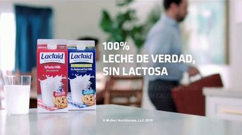Lactaid Whole Milk TV Spot, 'Como una canción' [Spanish] - Thumbnail 9