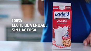 Lactaid Whole Milk TV Spot, 'Como una canción' [Spanish] - Thumbnail 5