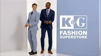K&G Fashion Superstore TV Spot, 'Father's Day: Celebrate Dad' - Thumbnail 1