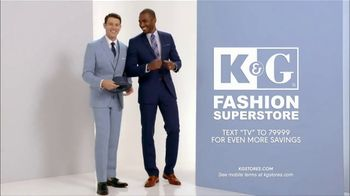 K&G Fashion Superstore TV Spot, 'Father's Day: Celebrate Dad' - Thumbnail 7
