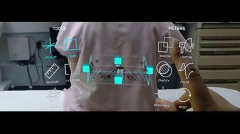 Verizon 5G Ultra Wideband Network TV Spot, 'Cancer' - Thumbnail 7