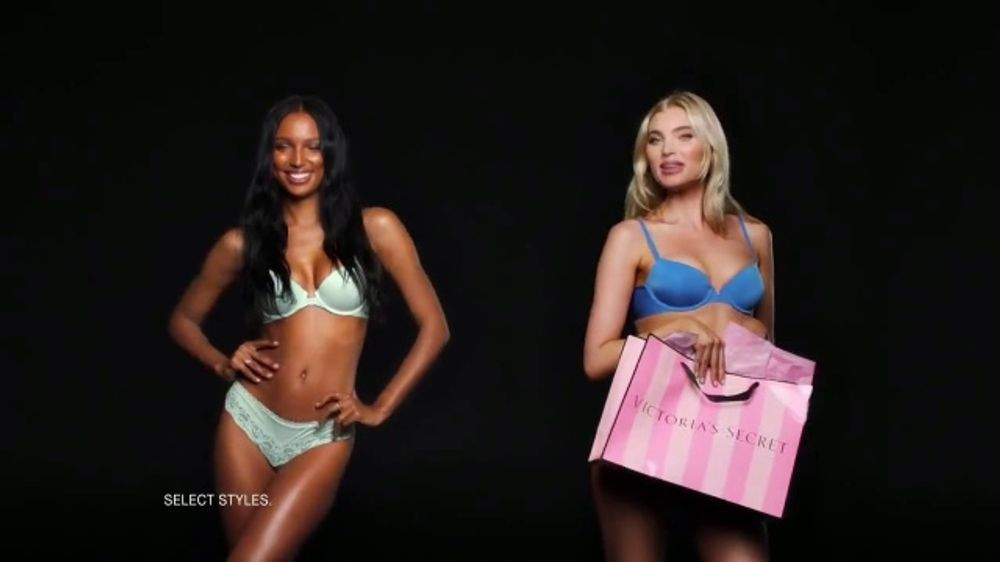 cd48dc6fc5d88 Victoria's Secret Semi-Annual Sale TV Commercial, 'Steal the Show' -  iSpot.tv