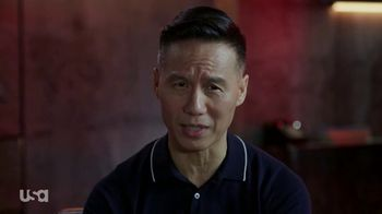 Erase the Hate TV Spot, 'USA Network: Challenges' Featuring BD Wong - Thumbnail 3
