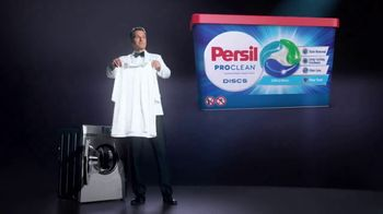 Persil ProClean Discs TV Spot, 'The Next Generation of Deep Clean' Featuring Peter Hermann - Thumbnail 10