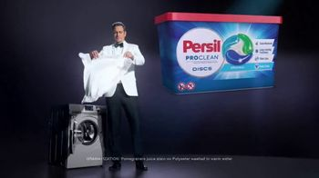 Persil ProClean Discs TV Spot, 'The Next Generation of Deep Clean' Featuring Peter Hermann - Thumbnail 9
