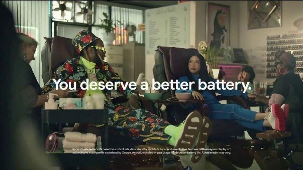 Google pixel commercial 2019