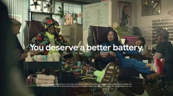 Google Pixel 3a TV Spot, \'All-Day Battery\' Featuring 2 Chainz, Awkwafina