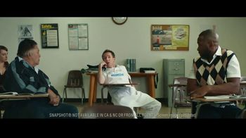 Progressive Snapshot TV Spot, 'School of Hard Lefts' - Thumbnail 4