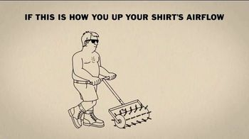 Duluth Trading Company Breezeshooter Shirts TV Spot, 'Aerate' - Thumbnail 1
