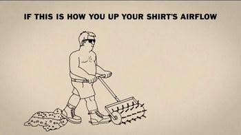 Duluth Trading Company Breezeshooter Shirts TV Spot, 'Aerate' - Thumbnail 3