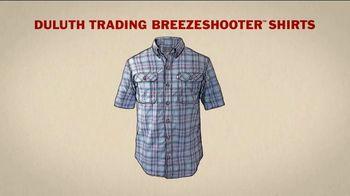 Duluth Trading Company Breezeshooter Shirts TV Spot, 'Aerate' - Thumbnail 5